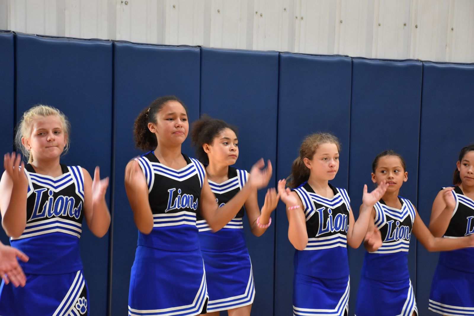 Gracemont Elementary Cheer!
